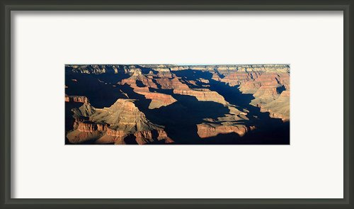 Grand Canyon National Park At Sunset Framed Print By Pierre Leclerc