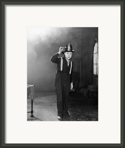 Harry Philmore Langdon Framed Print By Granger