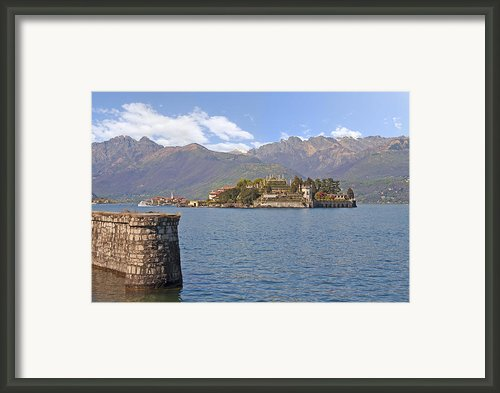 Isola Bella Framed Print By Joana Kruse