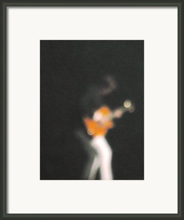 Joe Bonamassa-2 Framed Print By Todd Sherlock