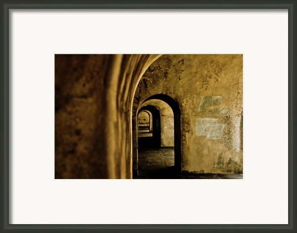 Labyrinth Framed Print By Grebo Gray