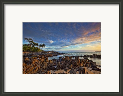 Maui Framed Print By James Roemmling