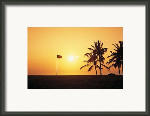 Mauna Kea Beach Resort Framed Print By Carl Shaneff - Printscapes