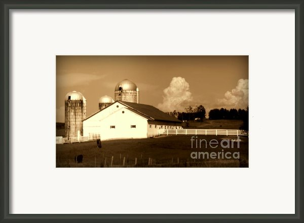 Remember When Framed Print By Karen Wiles