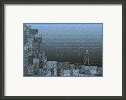 Rise With Honour Framed Print By Elisabete Pontes De Oliveira