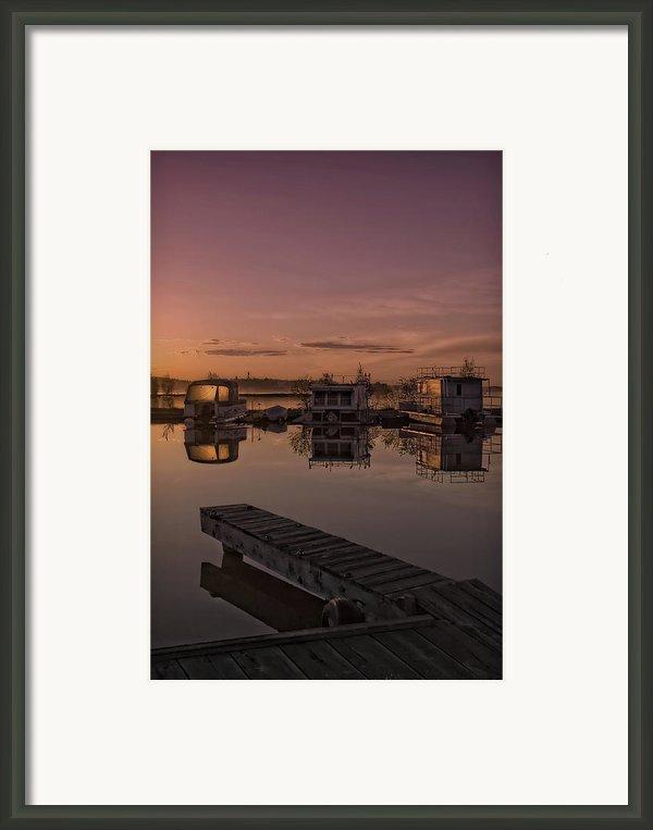 Summer Solstice Framed Print By Heather  Rivet