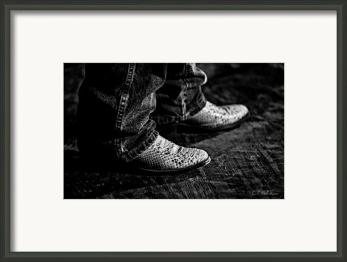 20120928_dsc00448_bw Framed Print By Christopher Holmes