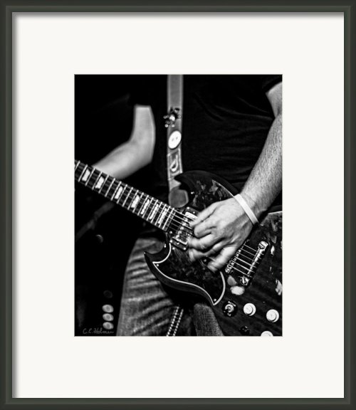 20120928_dsc00805_bw Framed Print By Christopher Holmes
