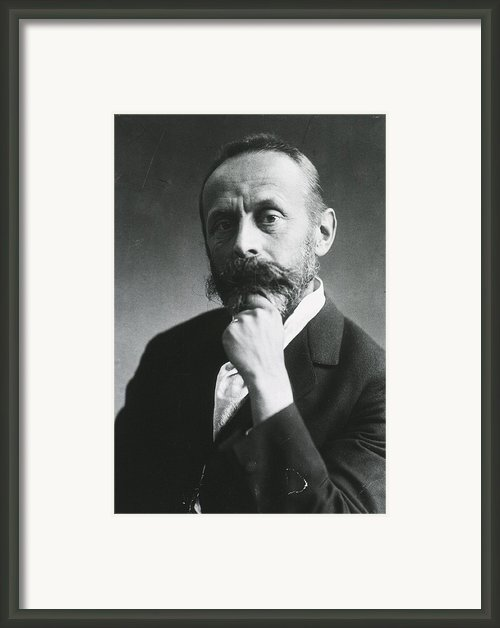 Rudolph Virchow 1821-1902, German Framed Print By Everett