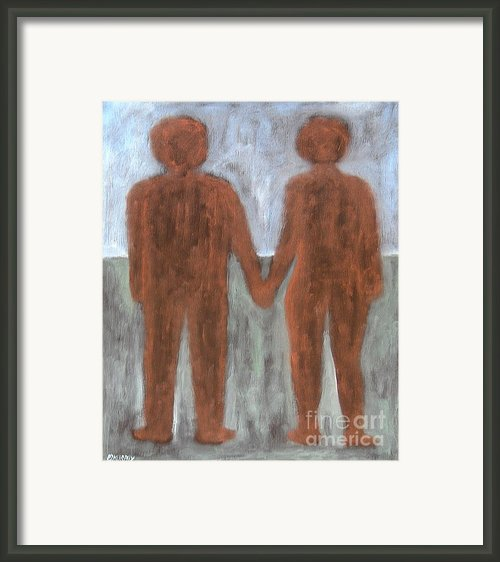 Together Framed Print By Patrick J Murphy