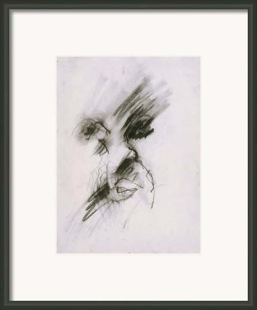 Untitled Framed Print By Iris Gill