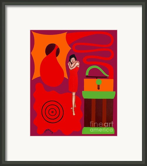 Jazz Framed Print By Patrick J Murphy