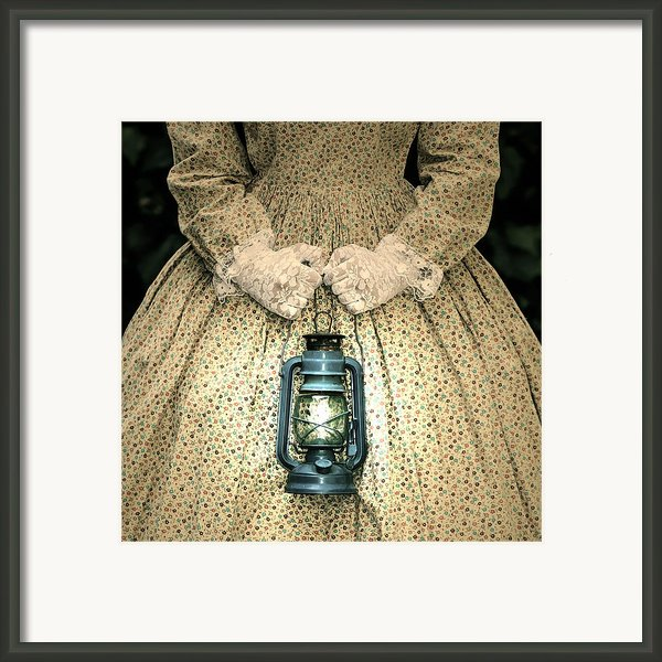 Lantern Framed Print By Joana Kruse