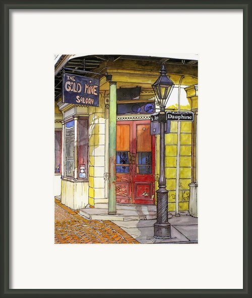 52 Framed Print By John Boles
