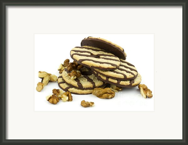Cookies Framed Print By Blink Images