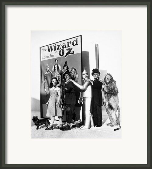 Wizard Of Oz, 1939 Framed Print By Granger