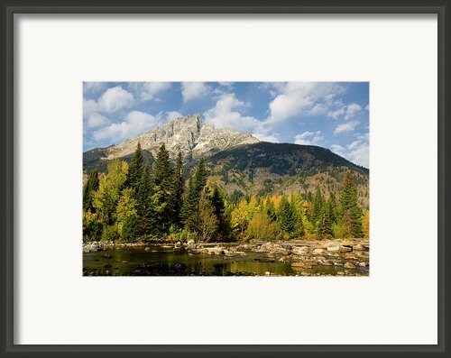 Grand Teton National Park Framed Print By Southern Utah  Photography