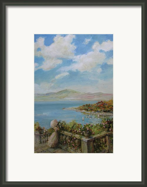 A Beautiful Day Framed Print By Tigran Ghulyan