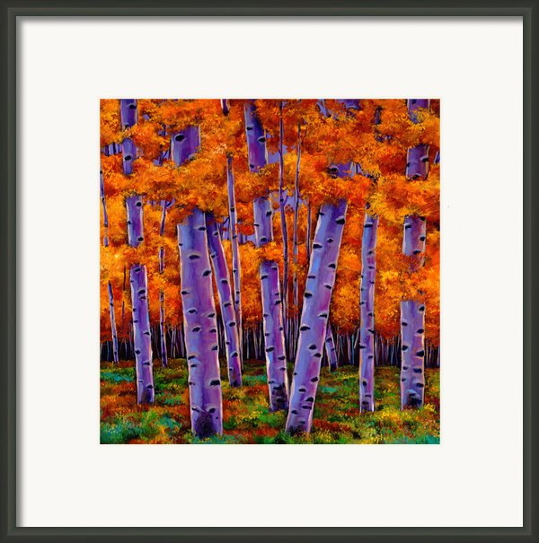 A Chance Encounter Framed Print By Johnathan Harris
