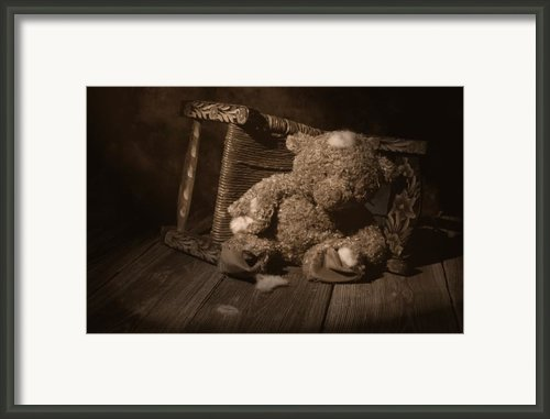 A Child Once Loved Me Framed Print By Tom Mc Nemar