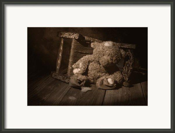 A Child Once Loved Me Framed Print By Tom Mc Nemar