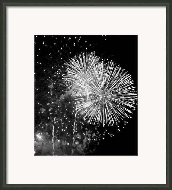 A Day To Celebrate Framed Print By Julie Lueders