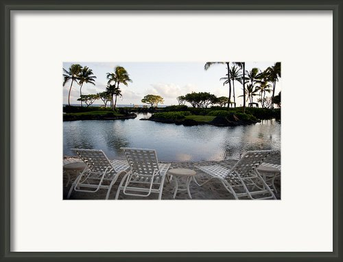 A Morning In Kauai Hawaii Framed Print By Susan Stone