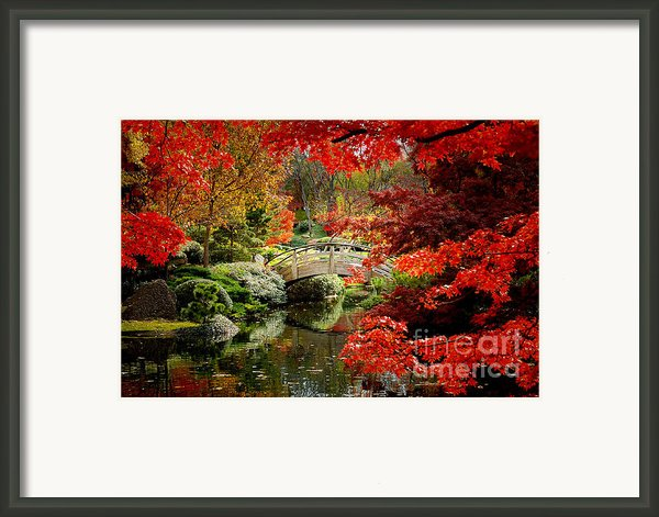 A Most Beautiful Spot Framed Print By Jon Holiday