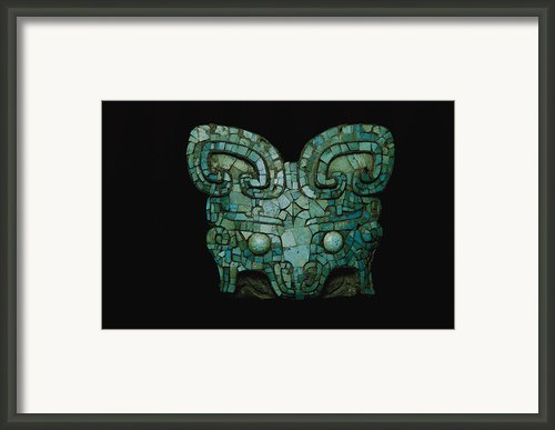 A Patterning Called Framed Print By O. Louis Mazzatenta