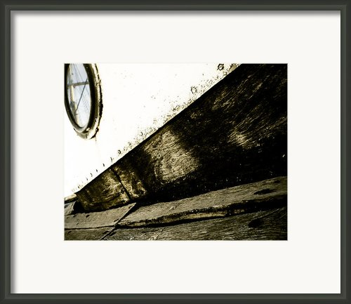 A Trip To The Mainland Framed Print By Nelieta Mishchenko