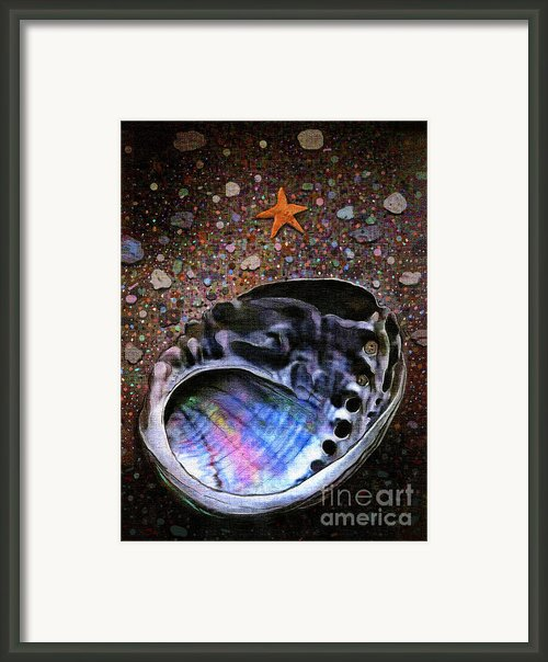 Abalone Framed Print By Robert Foster