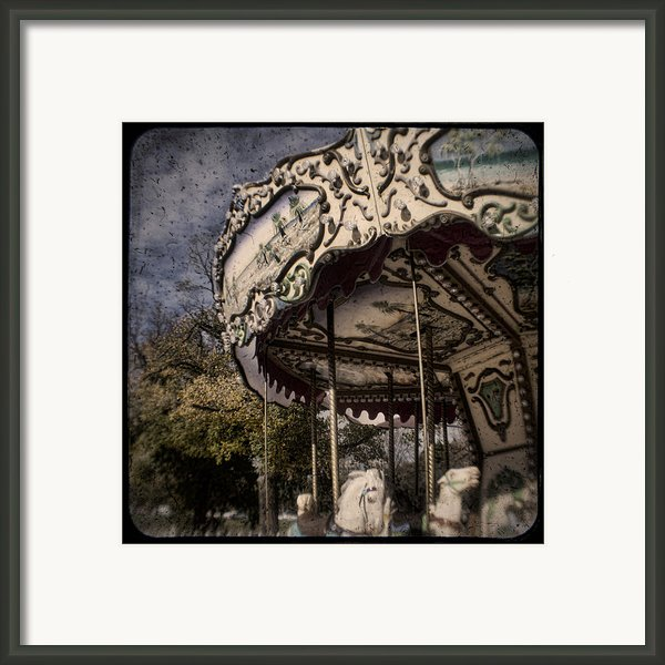 Abandoned Wonder Framed Print By Andrew Paranavitana