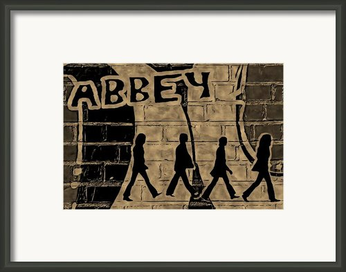 Abbey Framed Print By Lauranns Etab