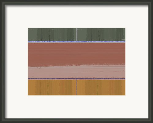 Abstract Day Framed Print By Irina  March