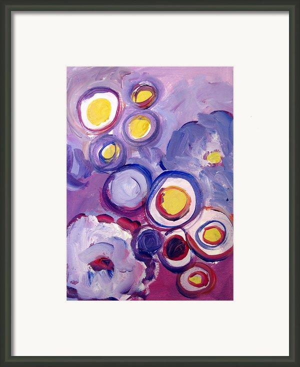 Abstract I Framed Print By Patricia Awapara