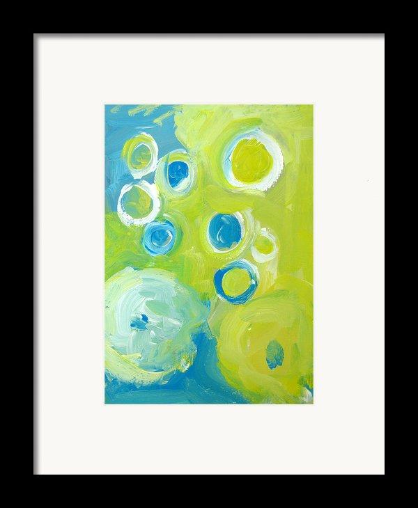 Abstract Iiii Framed Print By Patricia Awapara