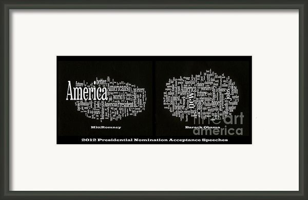 Acceptance Speeches Framed Print By David Bearden