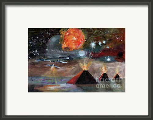 Activation Framed Print By Ginette Fine Art Llc Ginette Callaway