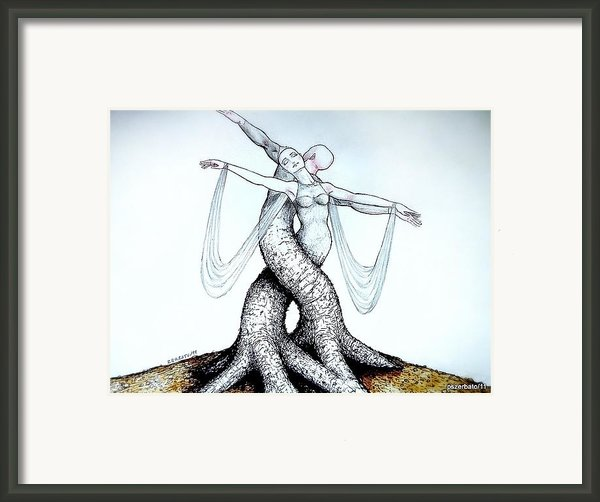Adagio Of Life Framed Print By Paulo Zerbato