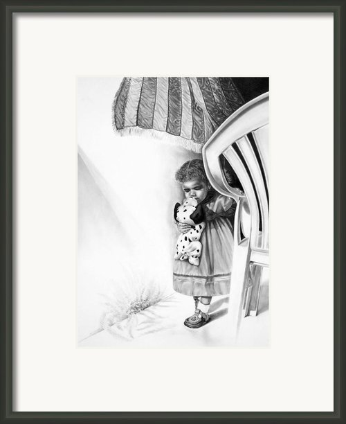 After September Framed Print By Dennis Rennock