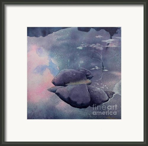 After The Rain Framed Print By Robert Hooper
