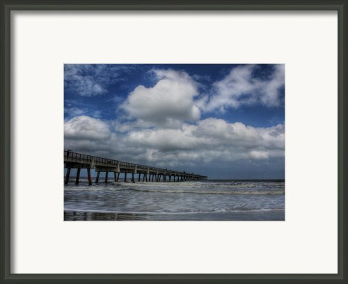 After The Storm Framed Print By Lori Deiter