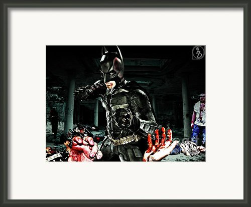 Against The Odds Framed Print By The Digartist