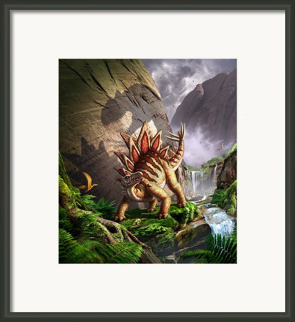 Against The Wall Framed Print By Jerry Lofaro