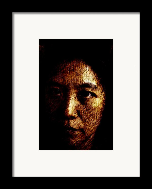 Ageless Framed Print By Christopher Gaston