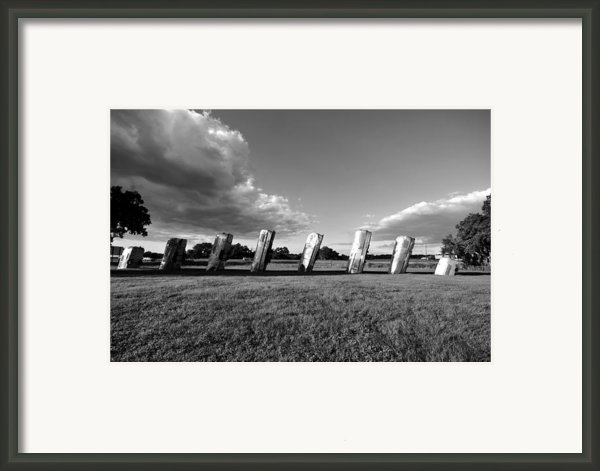Airstream Park Framed Print By David Lee Thompson