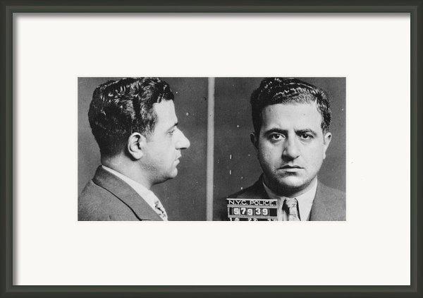 Albert Anastasia (1902-1957) Framed Print By Granger