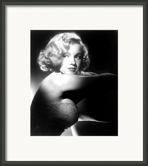 All About Eve, Marilyn Monroe, 1950 Framed Print By Everett
