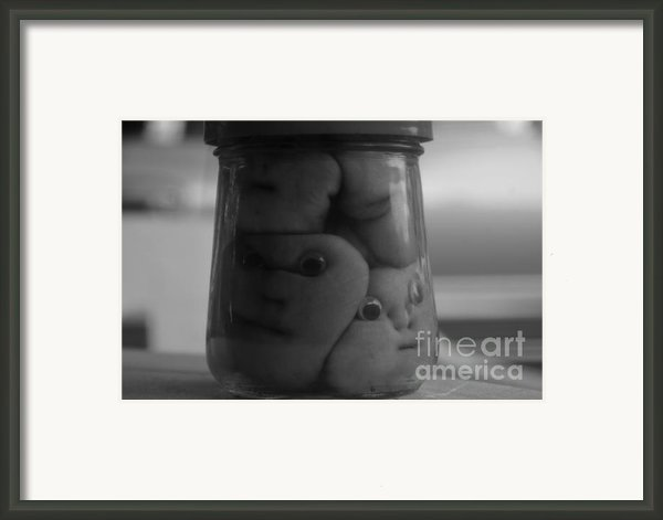 All Bottled Up Framed Print By David Lee Thompson