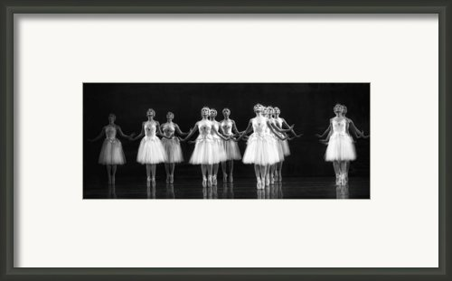 All In A Row Framed Print By Kenneth Mucke